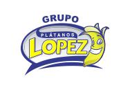 Logotipo Plátanos López - 2011