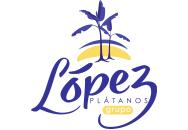 Logotipo Plátanos López - 2015