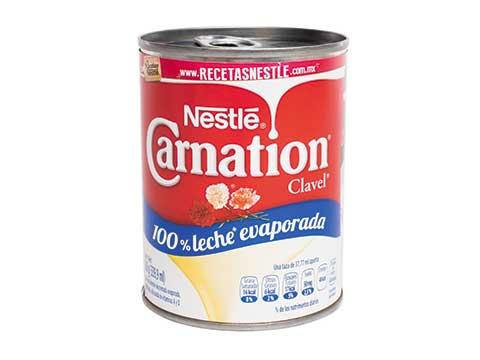 GPL - Productos Alimentos del Mundo leche evaporada carnation